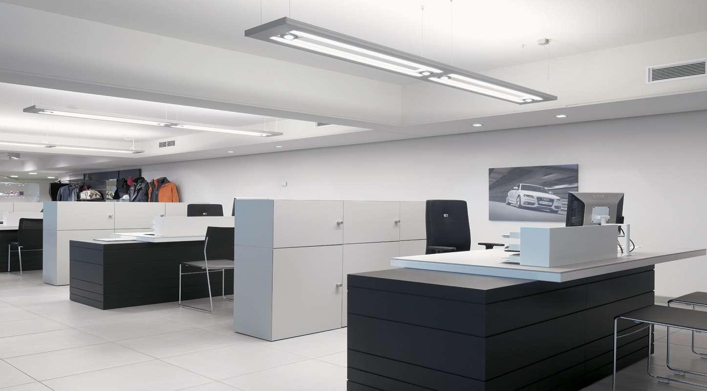 Iluminaci n oficinas panama lighting for Iluminacion de oficinas