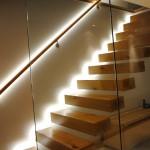 Iluminación Señalización Escalera
