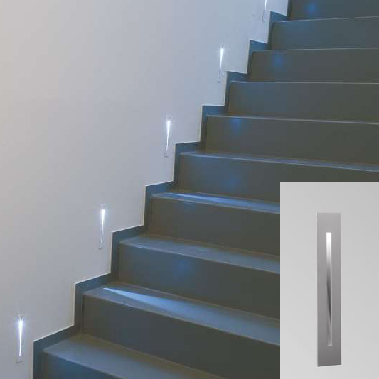 Iluminaci n escaleras panama lighting - Iluminacion led escaleras ...