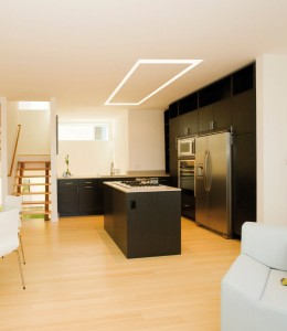 Iluminación Cocinas