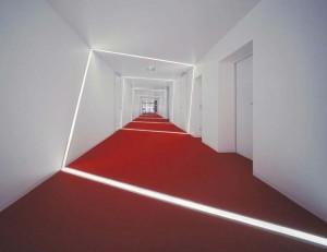 Iluminación de Diseño Pasillos